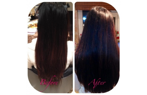 Micro Ring Hair Extensions London